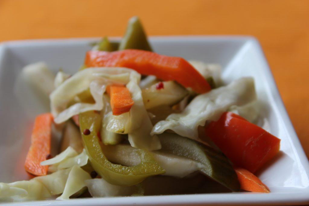 Israeli pickle