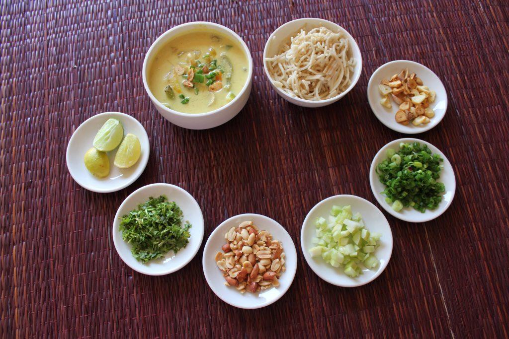 Burmese Khow Suey - SHARAN